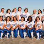 2017 Whitecaps Softball Team