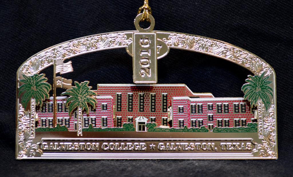 Moody Hall Ornament