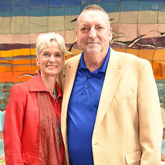 Joe Huff and Linda Kelley Retirement Celebration
