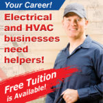 Electrical and HVAC Quickstart program available