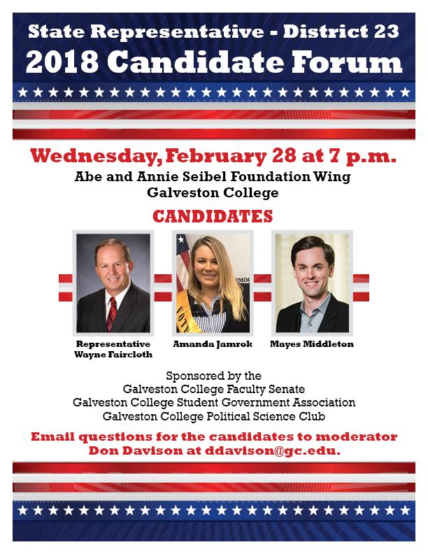 2018 Candidate Forum