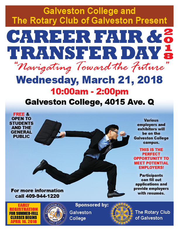 Career Fair & Transfer Day
