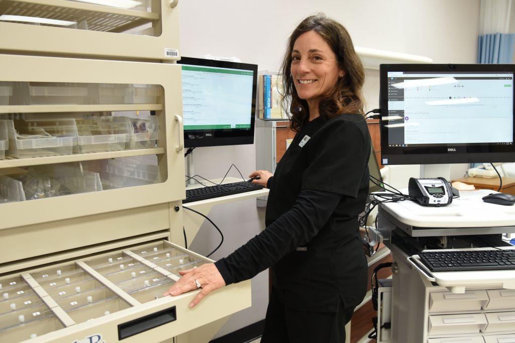 Galveston College Nursing department unveils new technology