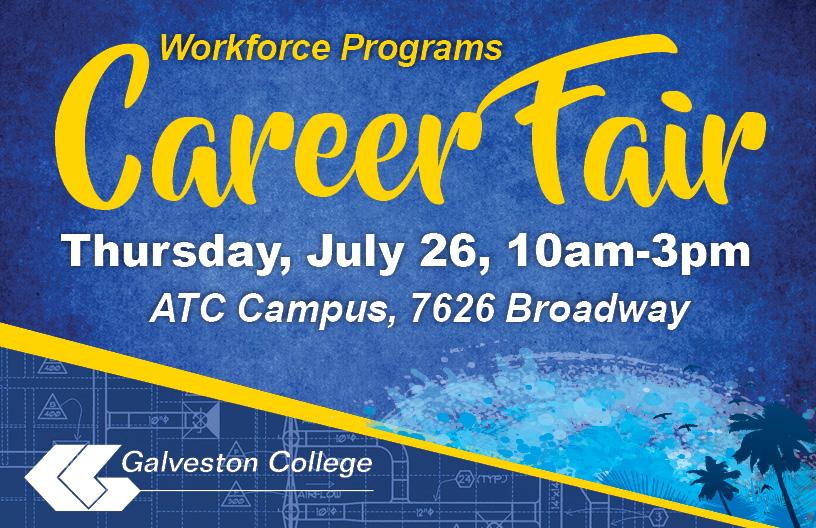Galveston College ATC Career Fair