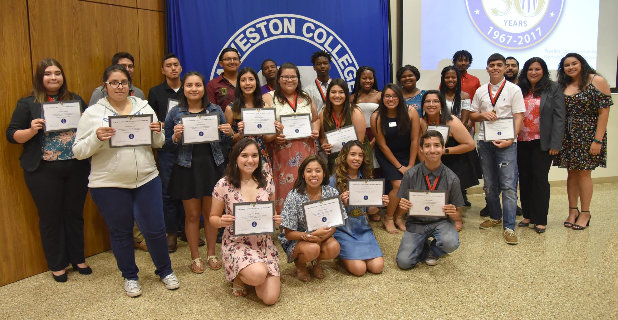 Galveston College Student Services