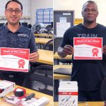 HVAC/R students receive Malco Tools recognition