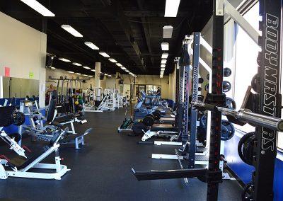 The Sarah H. Hermes Fitness Center