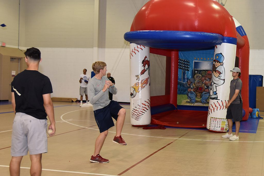 Galveston College students enjoy games during the 2017 Fall Festival. The 2018 event is set for Oct. 24 from 3-6 p.m.