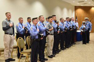 2018 Law Enforcement Graduation