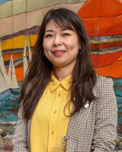 Sha Li, M.A. Instructional Technologist