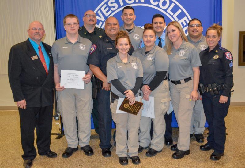 32nd Law Enforcement Academy class graduates