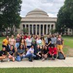 Galveston College Upward Bound at MIT