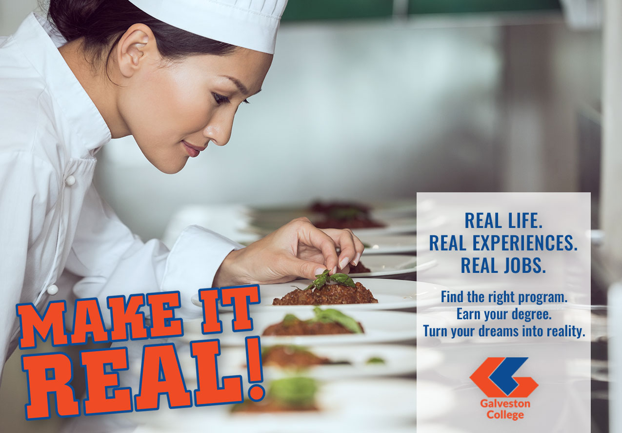 Culinary Arts Program at Galveston College