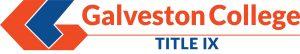 Galveston College Title IX Logo
