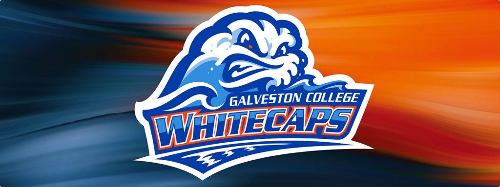 Galveston College New Slap Can Cooler
