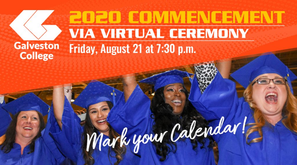 2020 Commencement Graphic