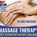 Massage Therapy Program Graphic