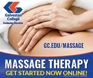 Massage Therapy Program Graphic