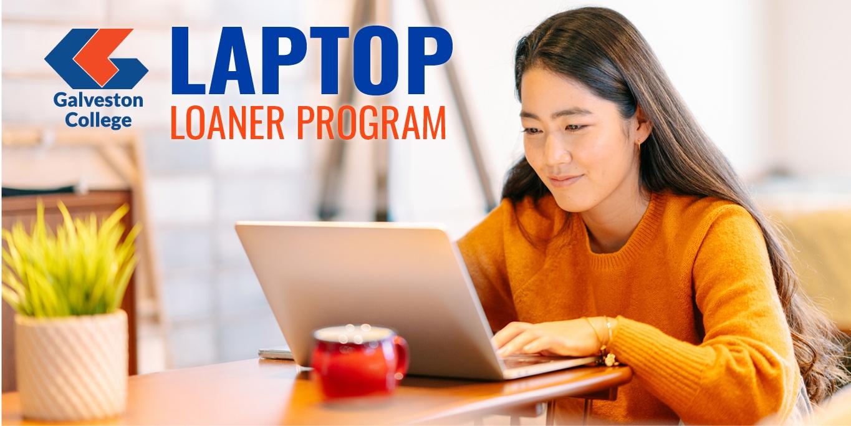 Laptop loaner program at Galveston College