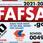 Make a move to get real money for college. Apply for financial aid