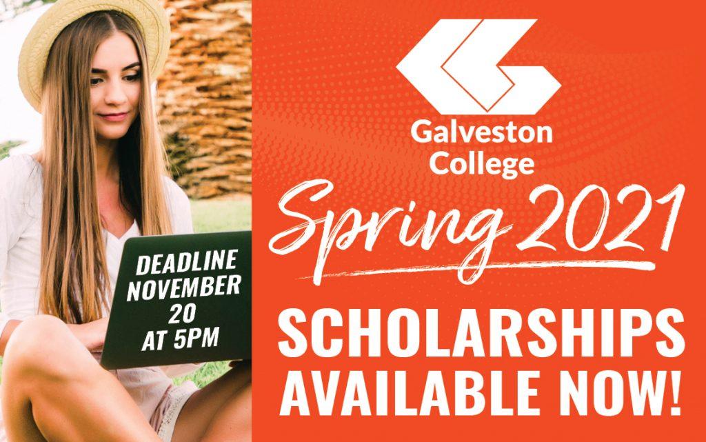 Spring 2021 Scholarships News Post