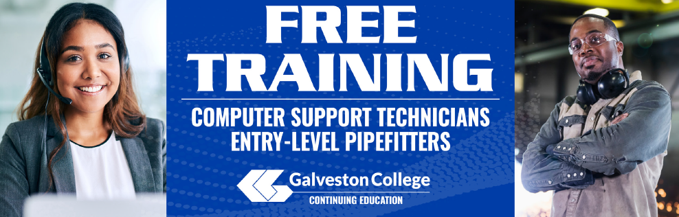 Free Training computer support technician entry level pipefitters
