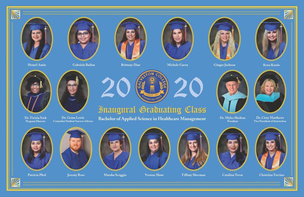 2020 BAS HM Graduates