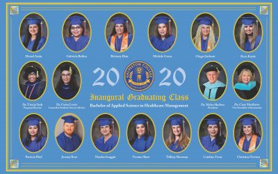 Historic milestone: 13 students receive bachelor's degrees from Galveston College