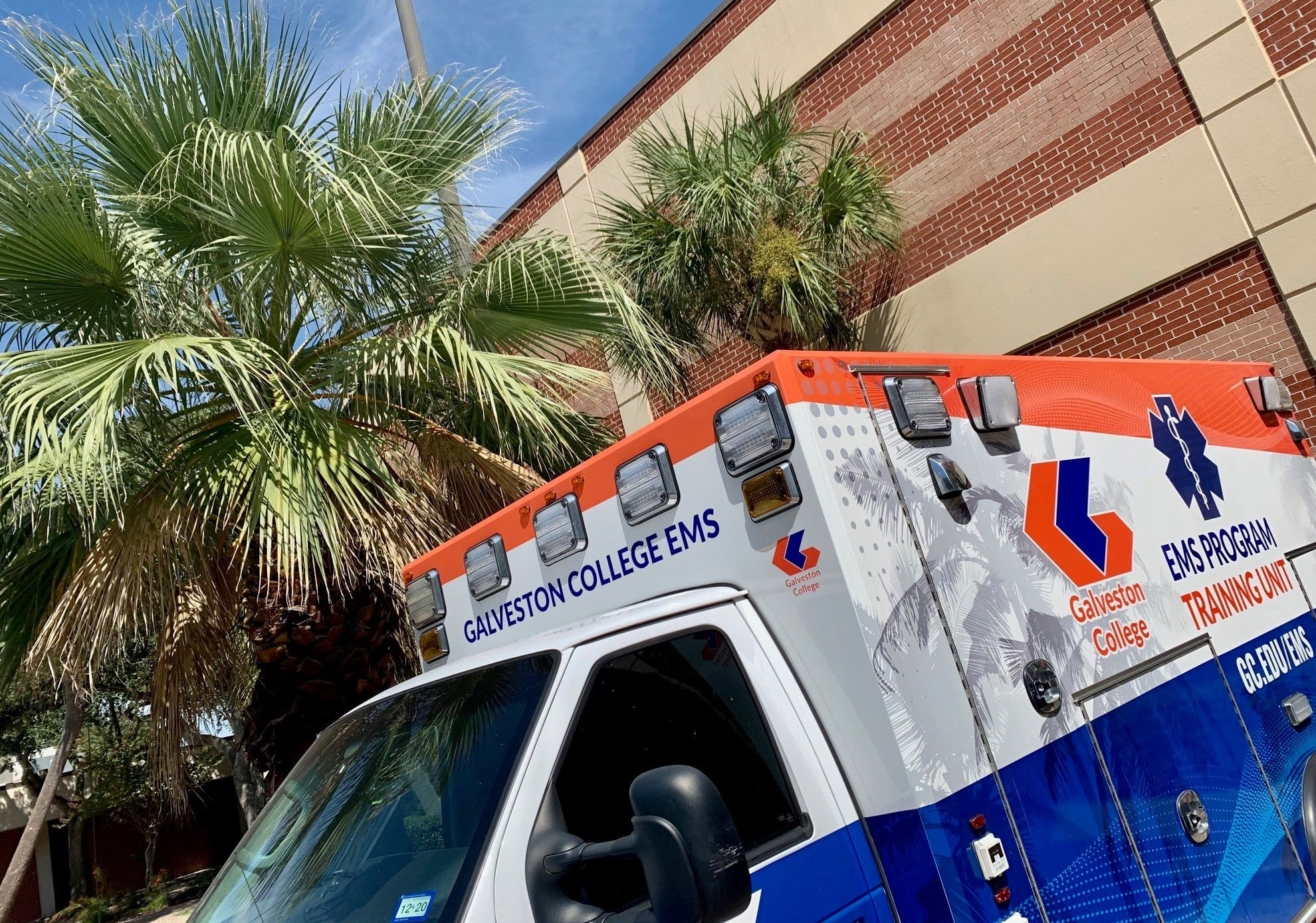 EMS Degrees and Certificates at Galveston College