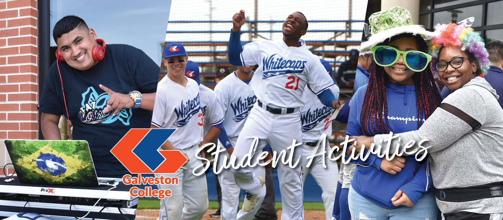Student Activities at Galveston College