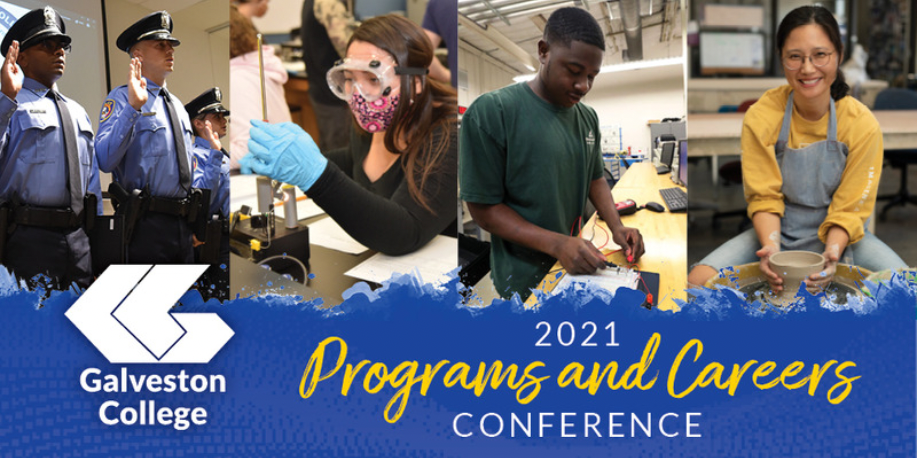 Galveston College sets 2021 Programs and Careers Conference