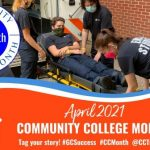 April is Community College Month