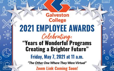 Galveston College recognizes excellence at 2021 Employee Awards Celebration