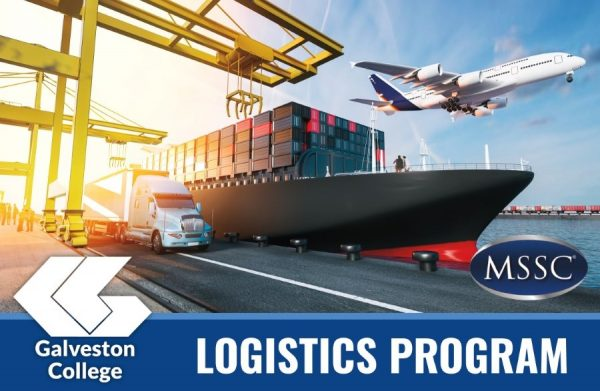 Galveston College Logistics program information session is July 13