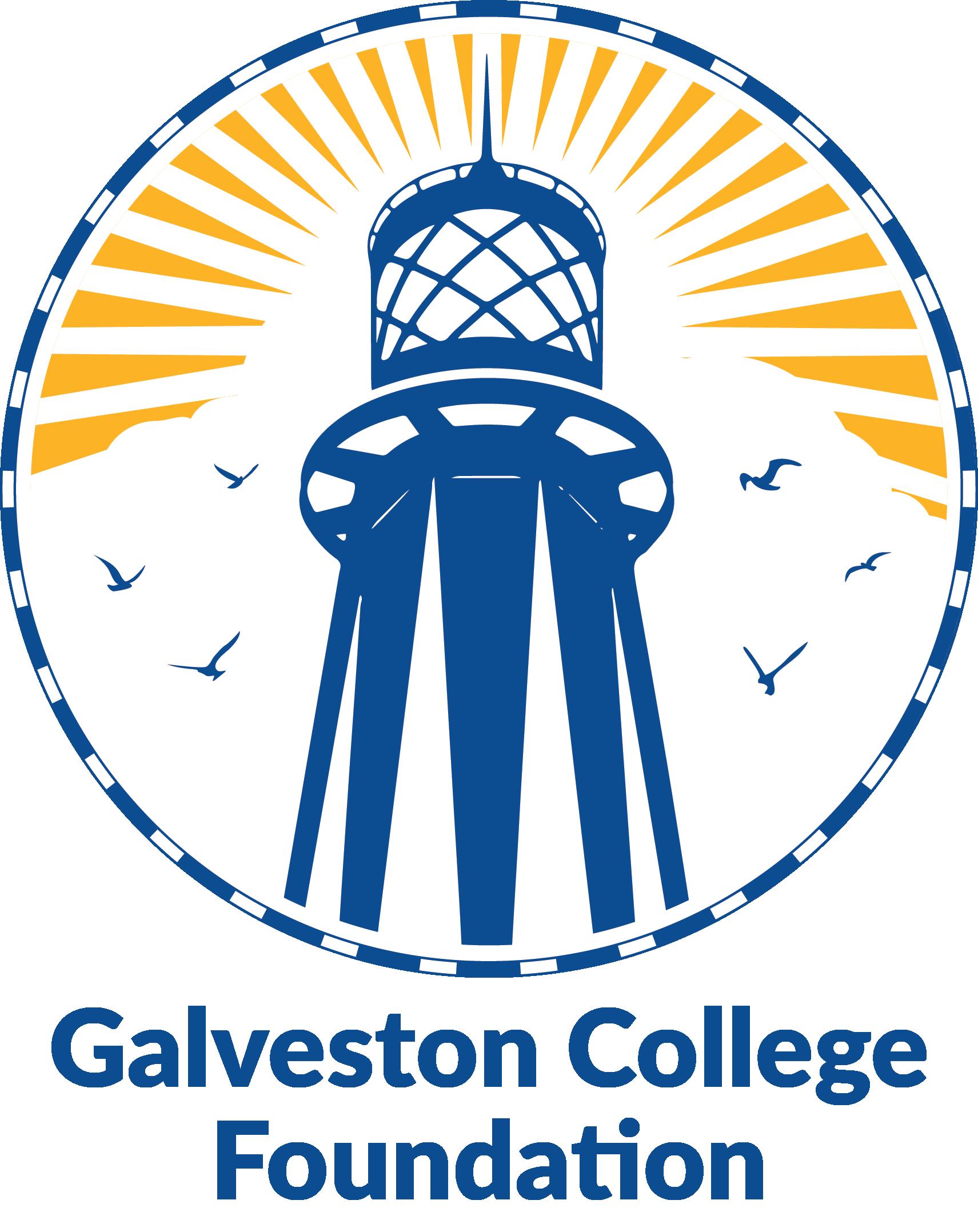 Galveston College Foundation Logo