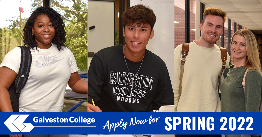 Register for Fall Classes at Galveston College